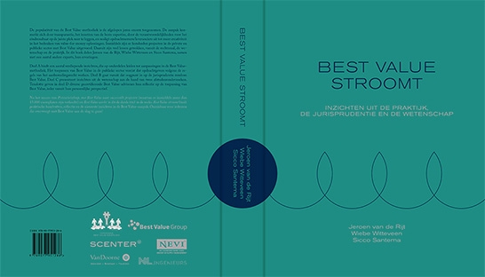 Nieuw boek over Best Value aanpak: Best Value Stroomt