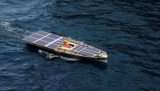 Alfa Accountants & Adviseurs sponsort stichting Dutch Solar Boat