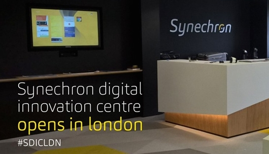 Synechron opent Digital Innovation Centre in Londen, Amsterdam volgt