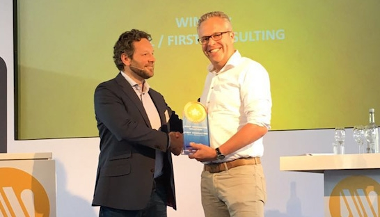 Mendix Innovation Award voor First Consulting