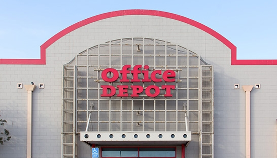 Office Depot huurt Bain & Company in voor strategische review