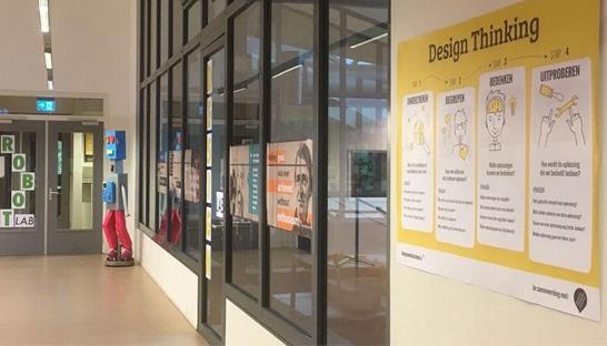 Basisschoolleerlingen krijgen les in design thinking en for Design thinking consulting