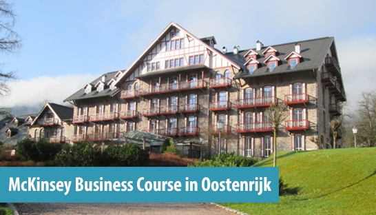 Inschrijving McKinsey Business Course in Oostenrijk geopend