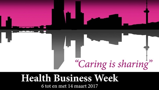 Tien adviesbureaus partner van Health Business Week 2017