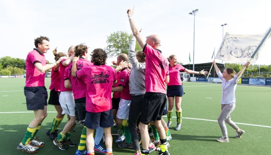 VODW en KNHB lanceren de Business Hockey Cup