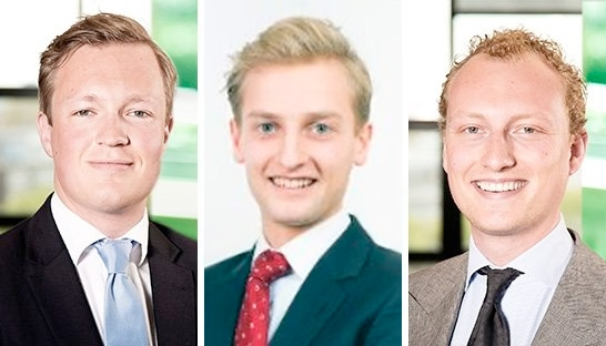 Drie Young Executives aan de slag bij Boer & Croon Management