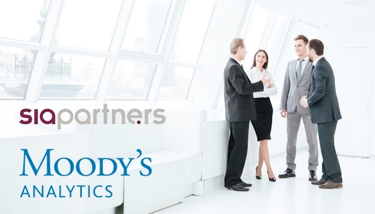 Sia Partners wordt Elite implementatiepartner van Moody's Analytics