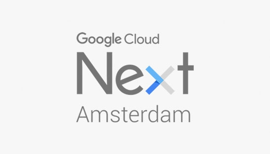 VOGSY Platinum Partner van Google Cloud Next | Amsterdam
