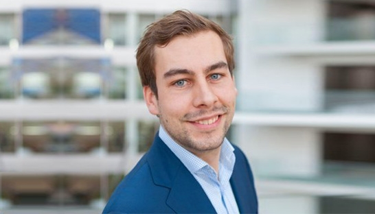 Daan Timmers, Business Analyst bij Deloitte Strategy & Operations