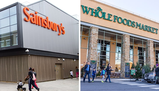 Sainsbury's en Whole Foods huren consultants van McKinsey en BCG in
