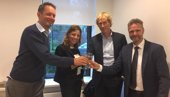 Badenoch & Clark lijft headhunter van consultants Fairlane in