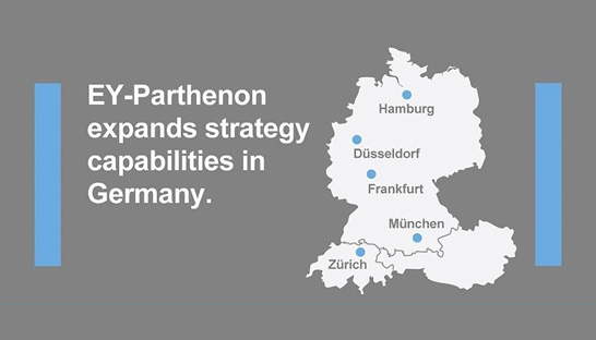 EY-Parthenon voegt 120 strategieconsultants toe in Duitsland met OC&C deal