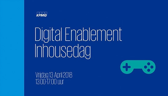 KPMG organiseert Digital Enablement Inhousedag voor studenten