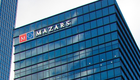 Mazars voegt Corporate Finance toe aan Financial Advisory Services