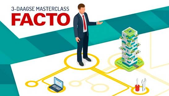 Hospitality Group en Facto hosten driedaagse Masterclass FM & Technologie