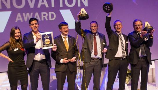 Roland Berger wederom partner van Automotive Innovation Award