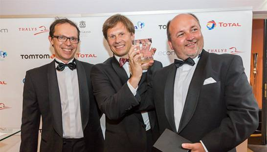 Sia Partners wint Business Development Award voor sterke groei