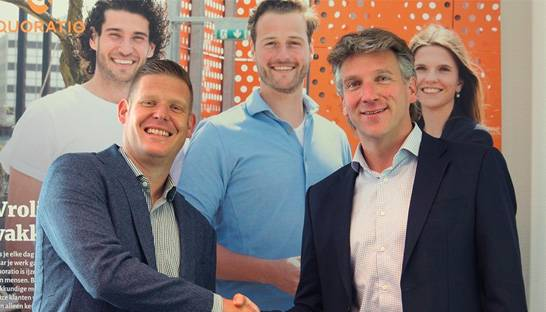 Quoratio start consultingtak en neemt zorgconsultancy Zorgon over