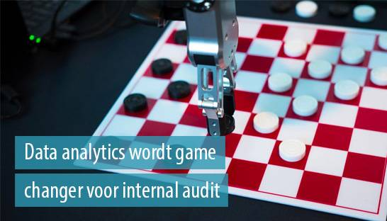 Data analytics wordt game changer voor internal audit afdelingen