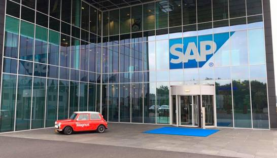 Magnus wordt Value Added Reseller van SAP producten en diensten
