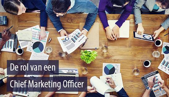 CMO's druk met organisatiestructuur, tech-innovatie, media-inkoop en talent