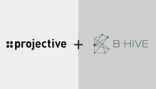 Projective helpt FinTech platform B-Hive met internationale expansie