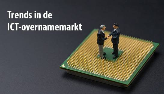 Acht vragen over consolidatie, multiples en trends in de ICT-overnamemarkt