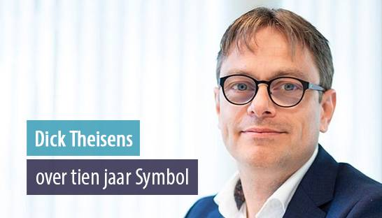 Directeur Dick Theisens over tien jaar Symbol