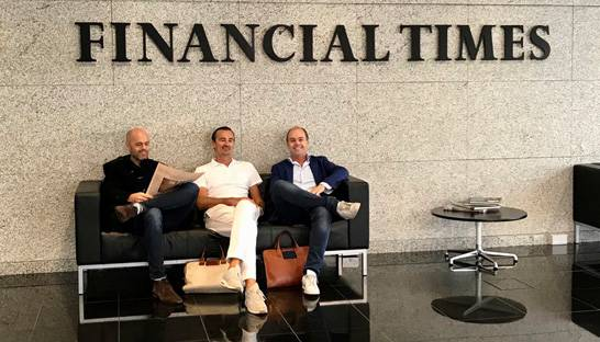 Nederlandse The Next Web ingelijfd door zakenkrant Financial Times