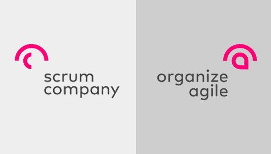 Scrum Company start label voor consultancy: Organize Agile