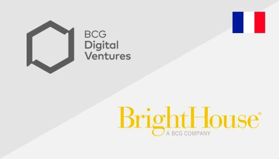 BCG lanceert BrightHouse en Digital Ventures in Frankrijk