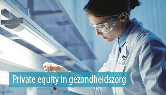 Private equity dealwaarde in zorg naar recordhoogte: $63 miljard