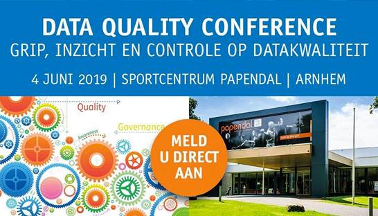 Finavista en Hot Item partner van Data Quality conferentie