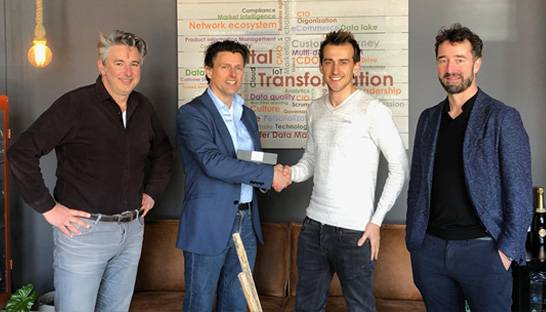 Squadra start detacheringstak voor data science professionals