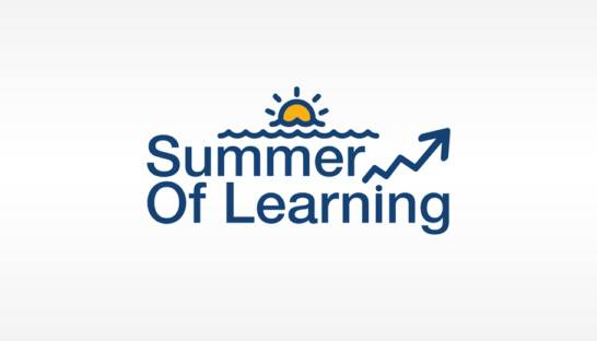Investeren in nieuwe kennis en kunde met 'Summer Of Learning'