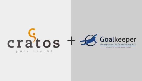 Cratos Consulting lijft projectmanagementspecialist Goalkeeper in