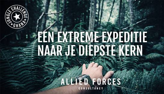 Managers duiken de Afrikaanse jungle in voor leiderschapsreis