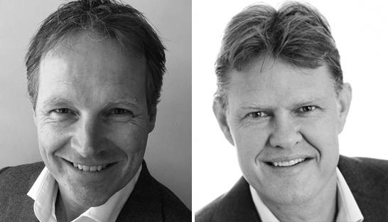 Michiel de Vries en Pieter Plaisier partner bij The AccelerationGroup