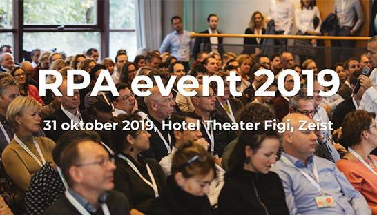 RPA Experts organiseert event voor robotic process automation