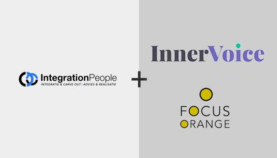 IntegrationPeople sluit deals met Focus Orange en InnerVoice