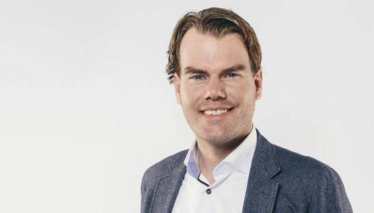 Simon van der Veer partner bij Holland Consulting Group