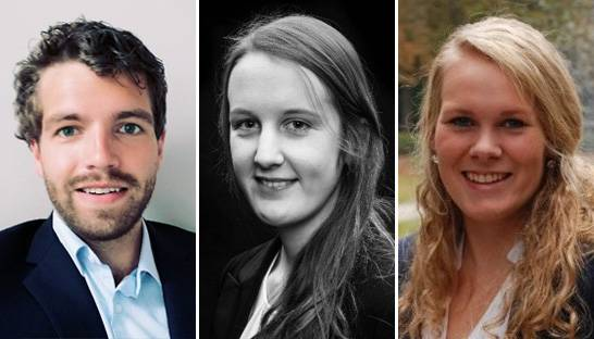 Drie talenten over het Data Science Talent Program van EY VODW