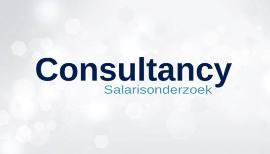 Consultancy Salarisonderzoek van start: vul de survey in!