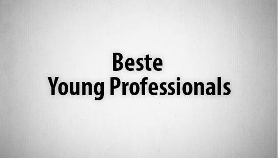 7 consultants in top 100 young professionals van het jaar