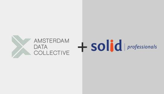 Solid Professionals en Amsterdam Data Collective sluiten deals