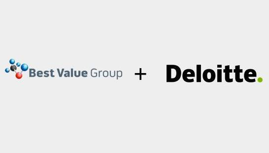 Best Value Group en Deloitte starten best value dienst in België