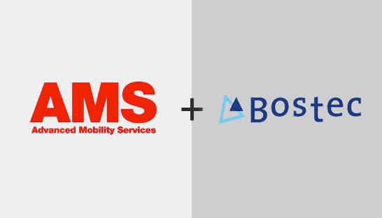 Advanced Mobility Services sluit partnerschap met Bostec