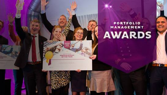 Intermedius organiseert Portfoliomanagement Awards 2020