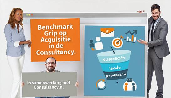 Onderzoek naar marketing en leadgeneratie in consultancy