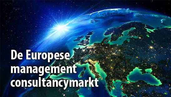 Europese management consultancymarkt is €42 miljard waard